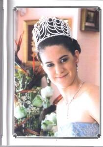 La reina de las fiestas de Nazaret 2012/a.barba