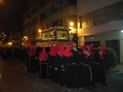 Traslado del Santo Sepulcro el Domingo de Ramos de 2012/alziralmundo