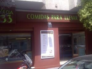 Fachada del local sito en la calle Yecla/vlcciudad