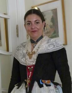 La Fallera Mayor de Almirante 2013