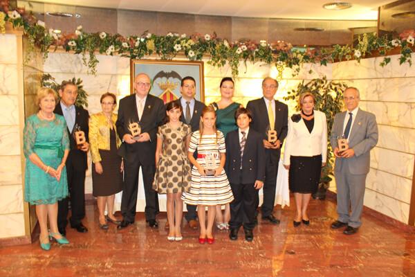 Todos los premiados de la XII de los Premios Berni