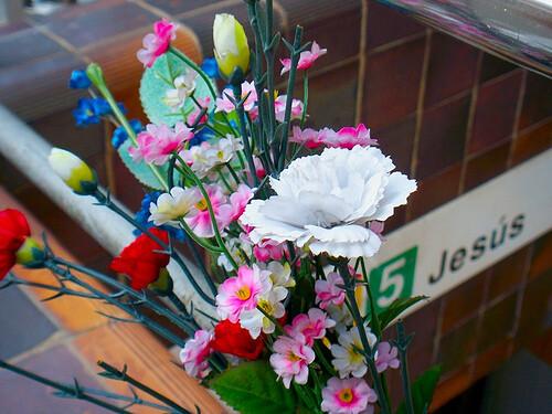 Metro. Estacion de Jesus