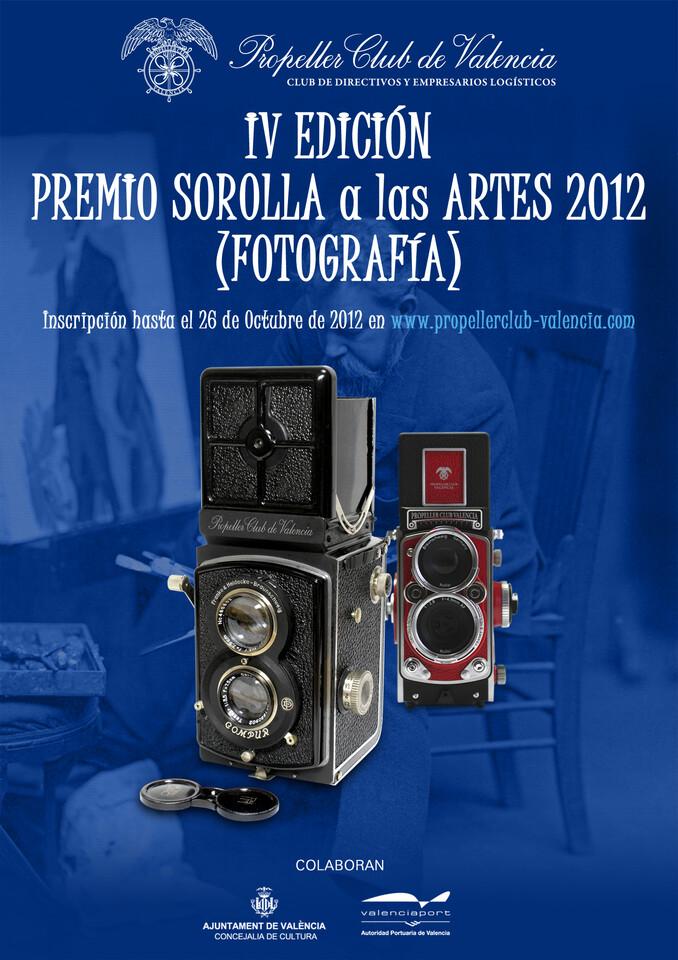 Cartel del concurso fotográfico/Propeller Club