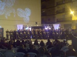 La Flagelación de Elche llegó y triunfó en su primera presencia en Valencia/vlcciudad