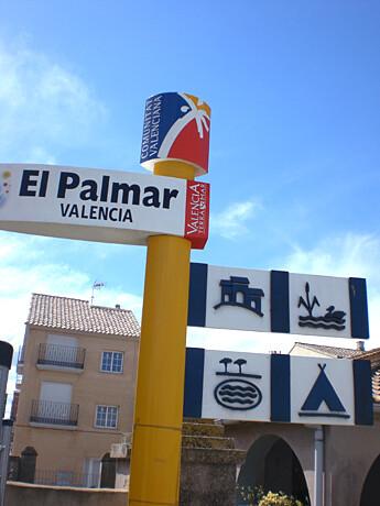 Valencia. El Palmar