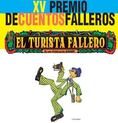 XV Premio de Cuentos Falleros