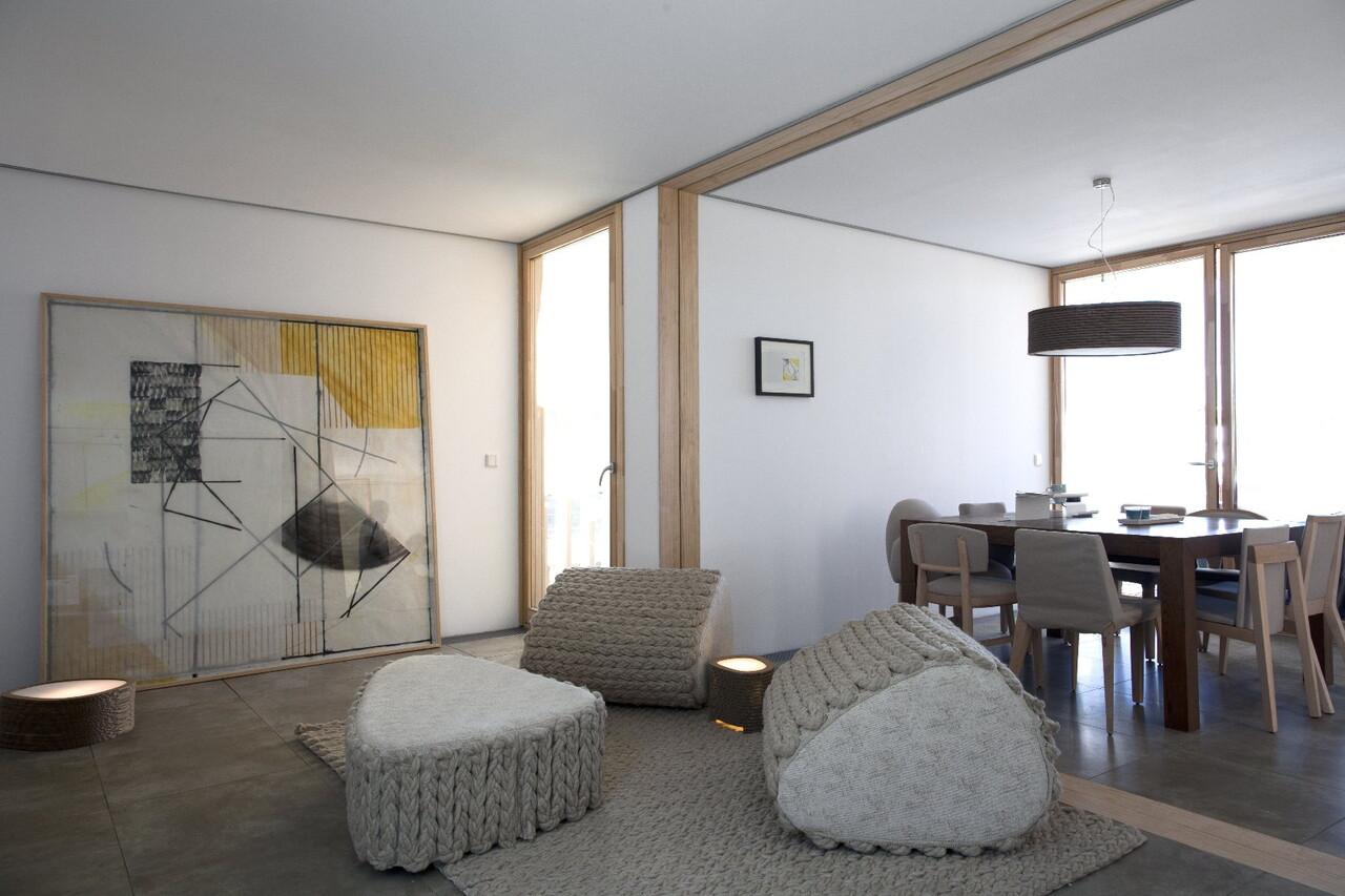 Interior de la casa solar/ayto vlc