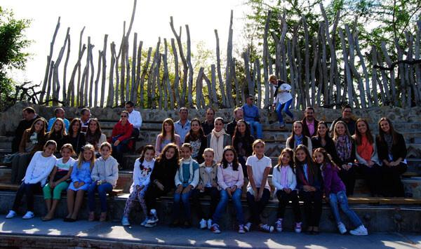 Las Cortes de Honor 2013 visitan Bioparc Valencia