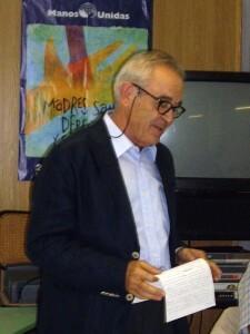 El nuevo delegado de Manos Unidas Valencia
