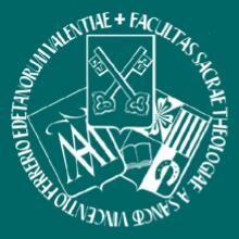 Escudo de la Facultad de Teología de Valencia