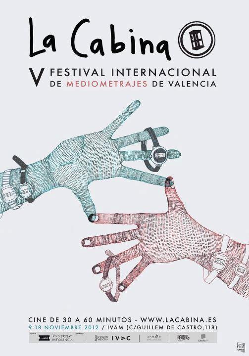 Cartel oficial del certamen cinematográfico