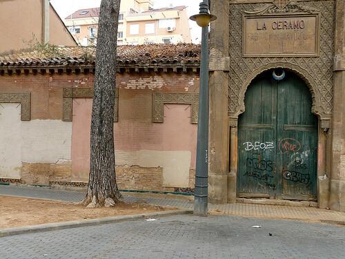 Fachada principal de La Ceramo