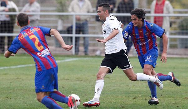 MuVIM - Levante B y Valencia Mestalla estarán presentes luciendo las equipaciones de la temporada 2012-2013