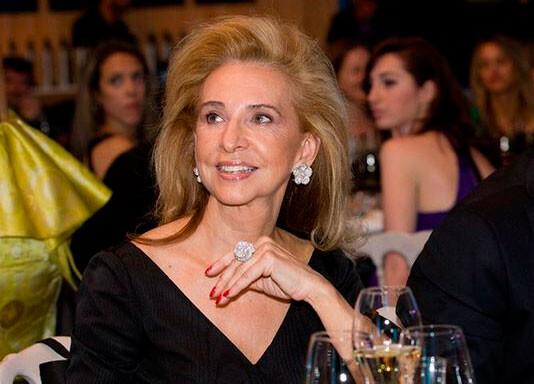 Mayrén Beneyto, presidenta del Palau de la Música de Valencia