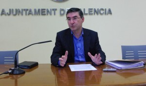 El edil y consejero en la EMT, Pedro M. Sánchez.