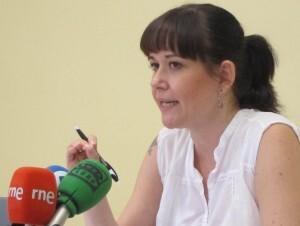 La concejala de EU en el ayuntamiento Rosa Albert/eu