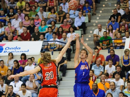 UCAM Murcia - Valencia Basket