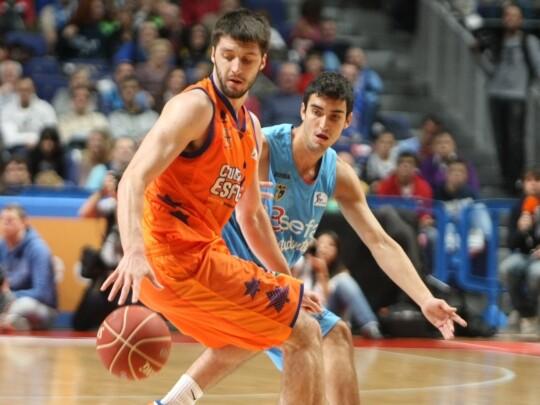 Valencia basket - Estudiantes