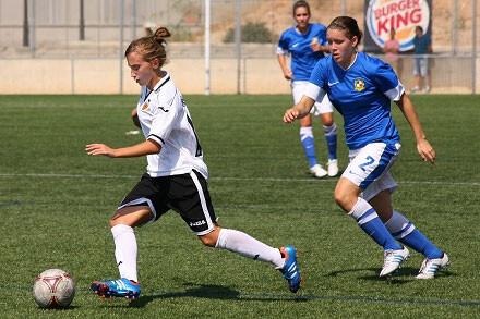 VCF Femenino 1, Real Sociedad 1