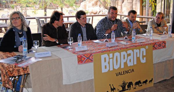 Presentación de la XXXII Carrera Popular Villa de Mislata en Bioparc Valencia