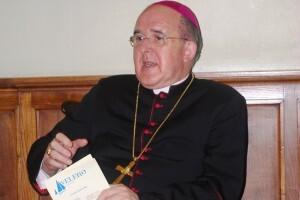 El arzobispo Carlos Osoro/cma
