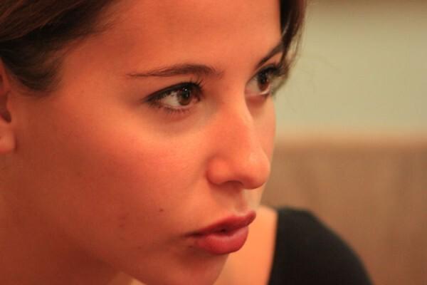 Irene Escolar, en el primer #enClaveVLC en Obrapropia