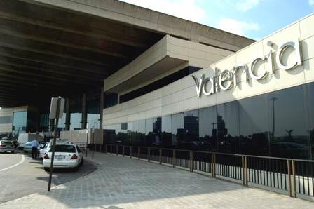 aeropuerto Manises Valencia