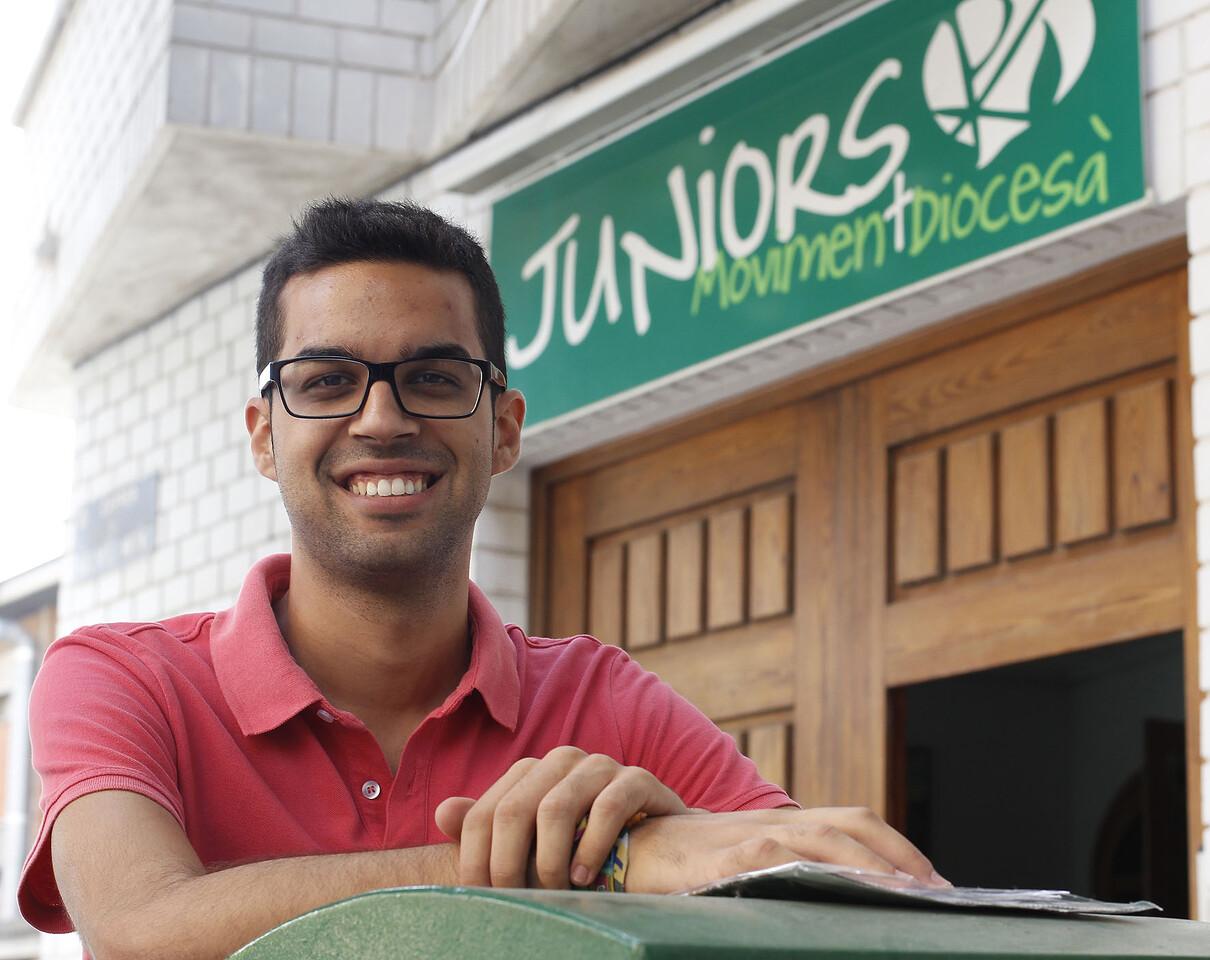 Pedro Andres, el nuevo presidente del Movimiento Juniors/avan