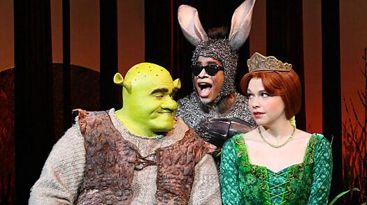 Shrek, El Musical