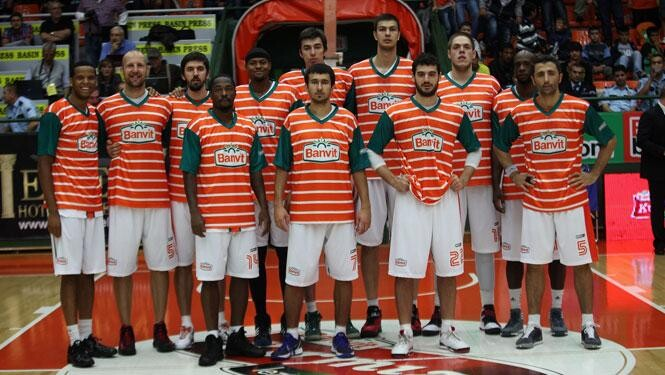 Valencia Basket. Banvit BK