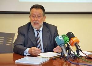 El vicealcalde Alfonso Grau