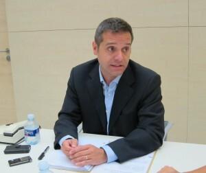 El consejero del Palau y edil de EU, Amadeu Sanchis/eu