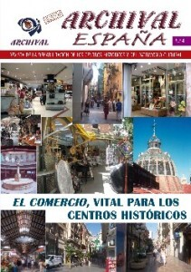 Libro que editó Archival sobre el comercio
