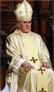 El arzobispo de Valencia, Carlos Osoro