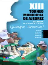 Cartel del torneo de pasadas ediciones