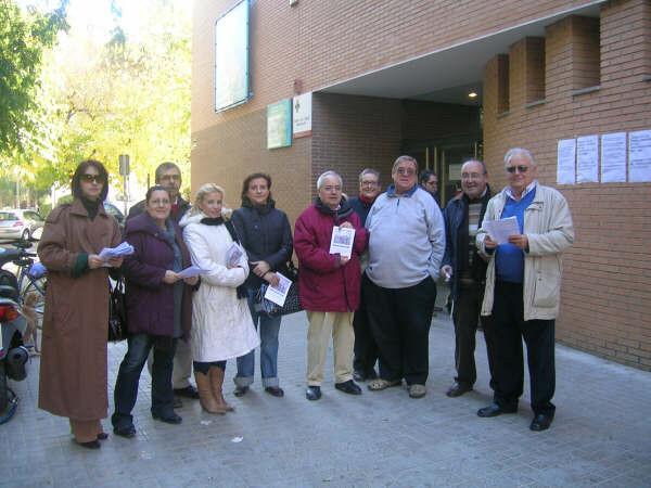 Vecinos de Benimaclet reclaman el centro de salud