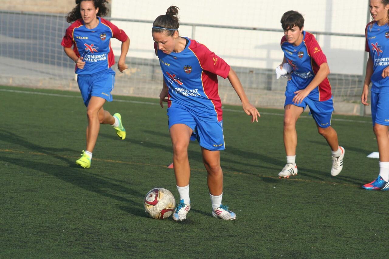 Las féminas del Levante buscan su quinta victoria consecutiva en Madrid