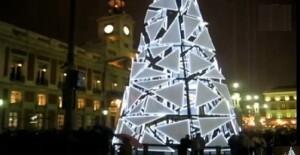 La empresa que montará la iluminación navideña también la instala en Barcelona y Madrid