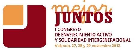 Logo del Congreso que se está celebrando en Valencia de la Fundación Cuardenos Rubio/vlcciudad