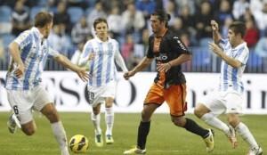 Málaga - Valencia, 4-0