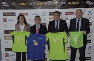 La participación en la maratón podría superar el récord de atletas/ayto vlc