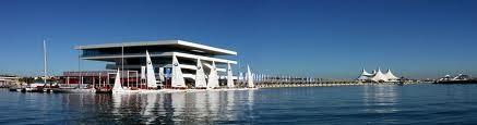 Una vista de la zona de la Marina Real Juan Carlos I