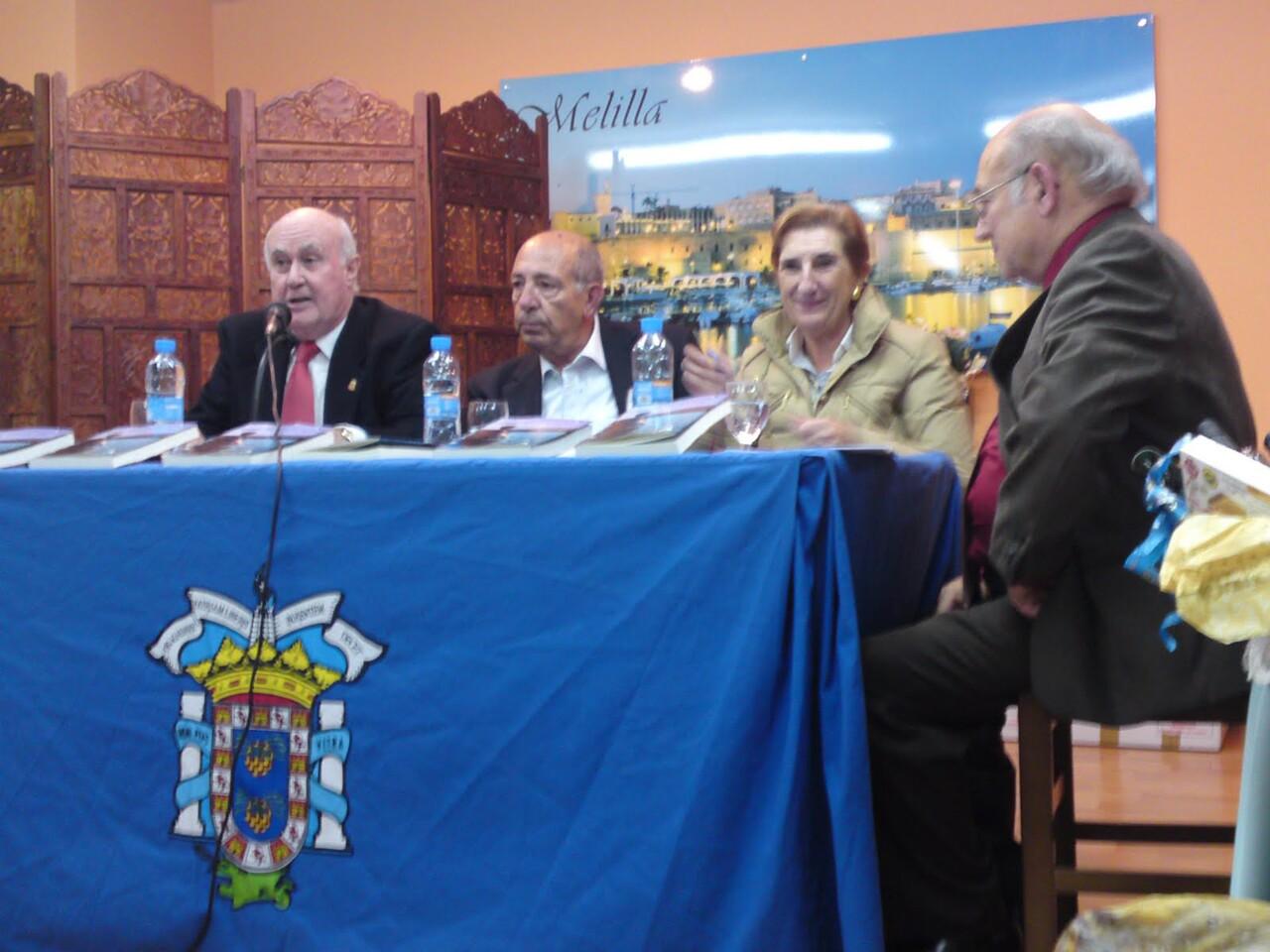 El presidente de la casa de Melilla preside un acto en la casa/sergio-cipriano.blogspot.com.es