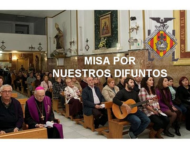 Acto religioso al que asistió el arzobispo de Valencia/eos