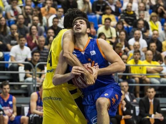 Valencia Basket - CB Canarias