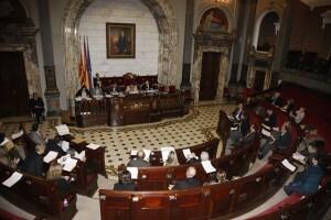 El pleno del Ayuntamiento de Valencia aprobará los presupuestos en la sesión del 30 de noviembre
