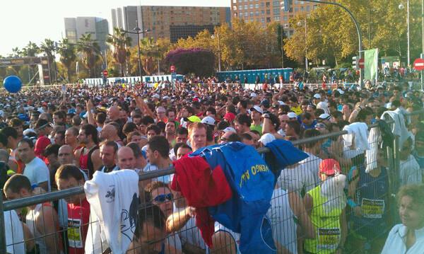 Maratón Divina Pastora