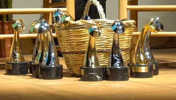 Trofeos que se van a entregar en La Lluna 2012