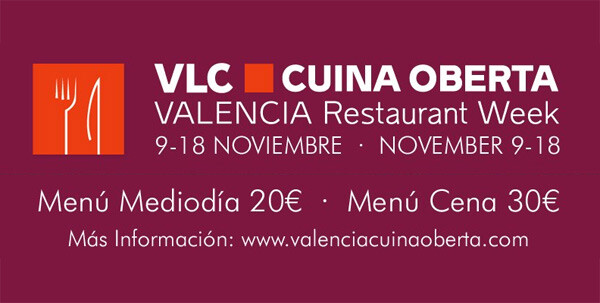 Logo de Valencia Cuina Oberta