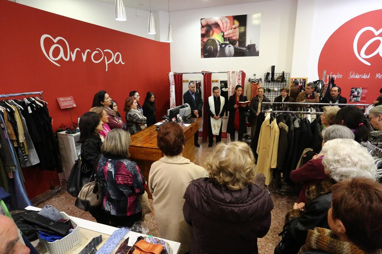 Inauguración de una de las tiendas de @arropa/avan